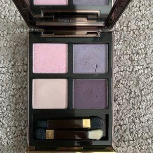 Tom Ford quad eyeshadow palette 11 lavender lust